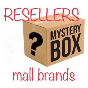 """Resellers """"Mall Brands"""" Mystery Box 8 - 10 items"""